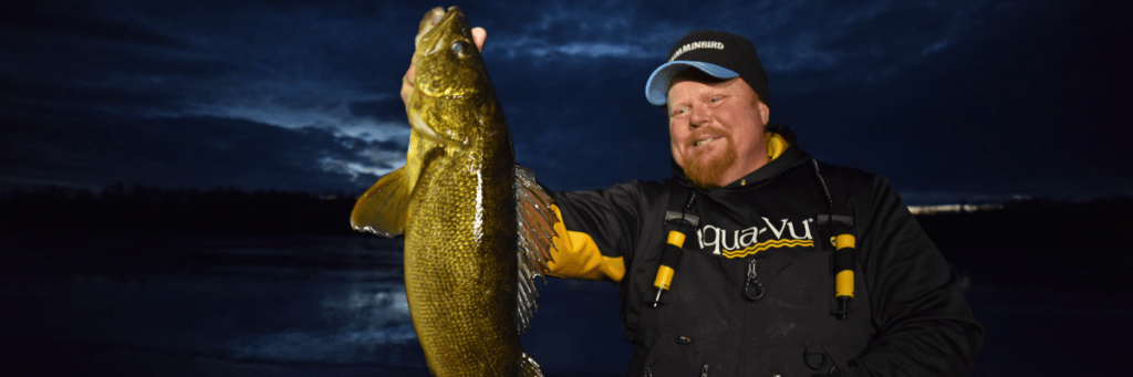 4 Tips for Early Ice Walleyes